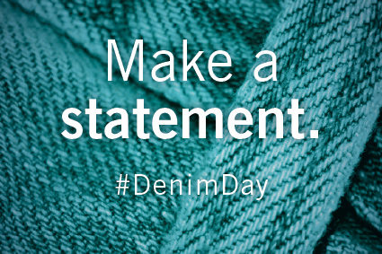 Make a Fashion Statement - Tomorrow is Denim Day - The ...