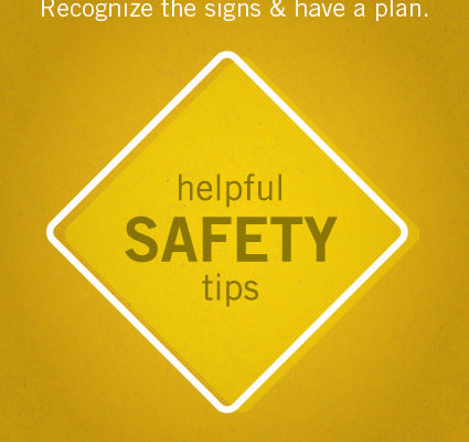 helpful safety tips
