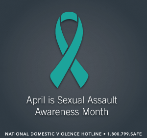 Prevention is Possible sexual assault awareness month